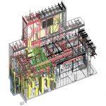 قسمت دوم:ترسیم و تعمیر و لوله کشی تجهیزات گرمایی