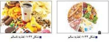 انواع تغذیه
