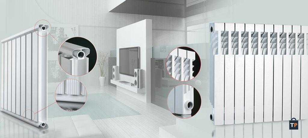 رادیاتورهای گرمایی