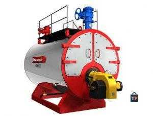 اجزای مختلف تشکیل دهنده دیگ آب گرم
