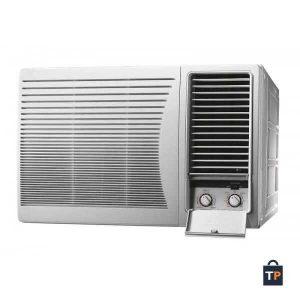 کولرهای گازی پنجرهای : تشریح انواع ، ساختمان ، نصب و راه اندازی