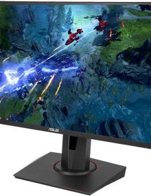 مانیتور ایسوس MG248QR 24Inch FHD Gaming Monitor