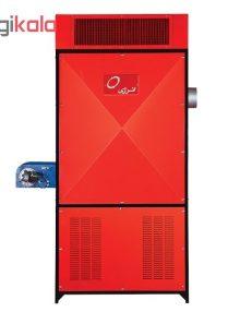 کوره هوای گرم انرژی مدل ۰F1500